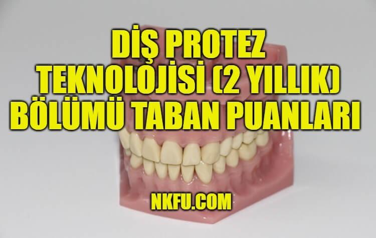 Diş Protez Teknolojisi