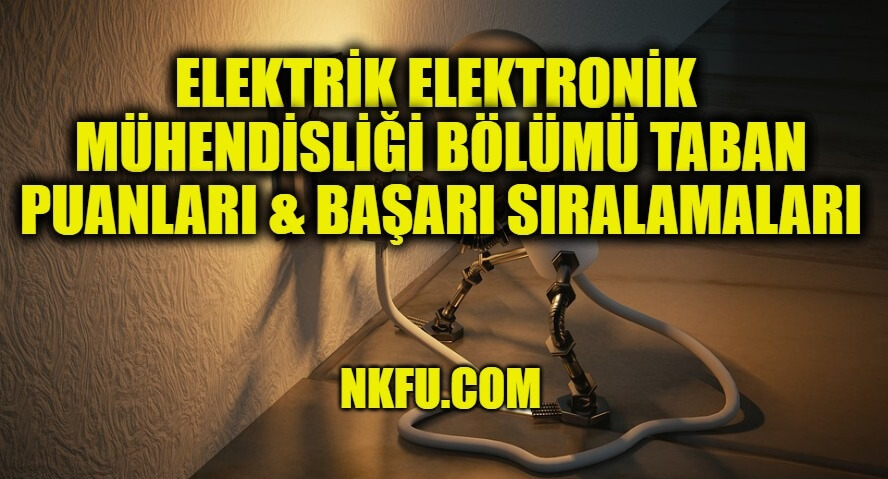 Elektrik Elektronik Mühendisliği