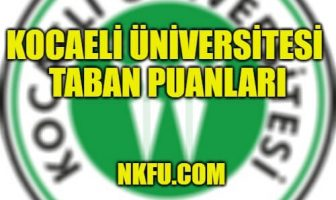 Kocaeli Üniversitesi