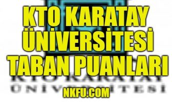 KTO Karatay Üniversitesi