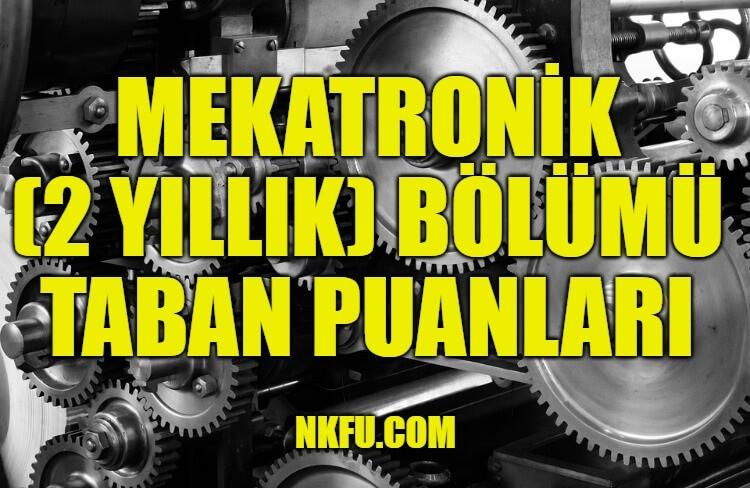 Mekatronik