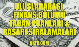 Uluslararası Finans Taban Puanları