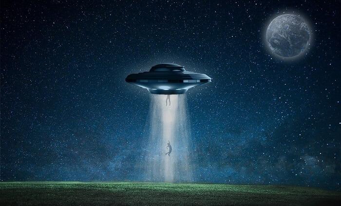 uzaylı kaçırması