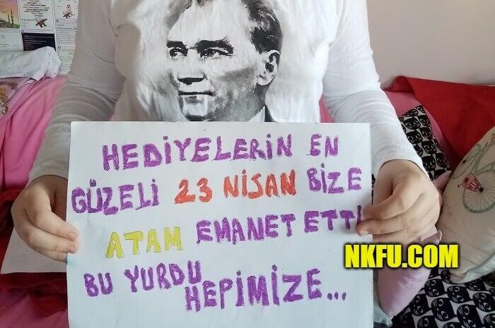 23 Nisan Sloganları