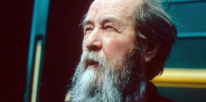 Aleksandr Soljenitsin