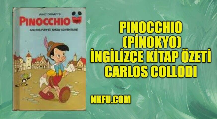 Pinokyo (Pinocchio) İngilizce Özeti