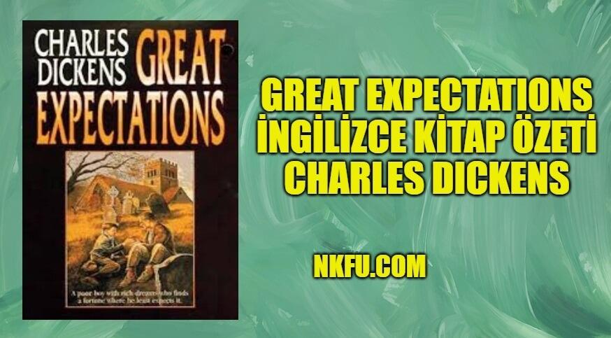 Great Expectations İngilizce Kitap Özeti