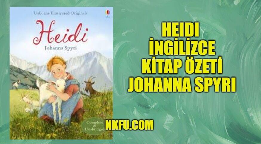 Heidi İngilizce Özeti