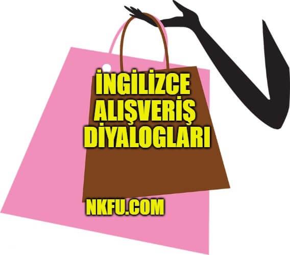 İngilizce Alışveriş Diyalog Örnekleri