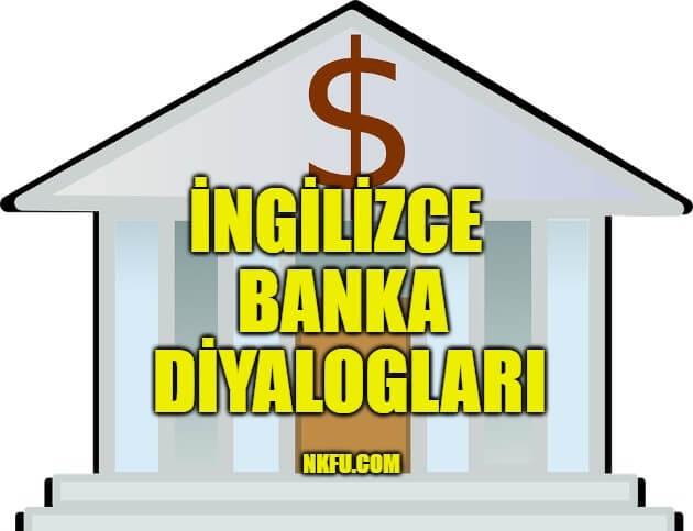 İngilizce Banka Diyalog