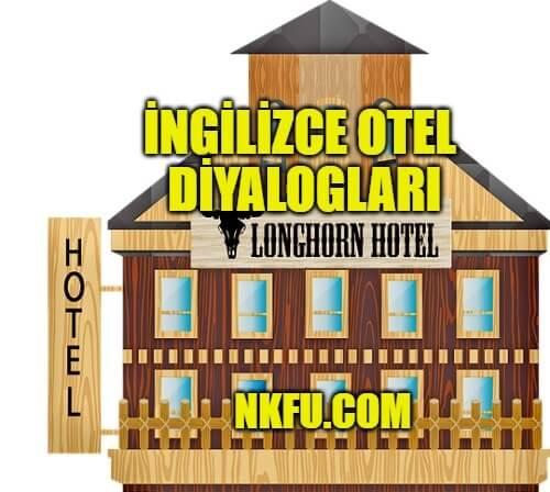 İngilizce Otel Diyalogları