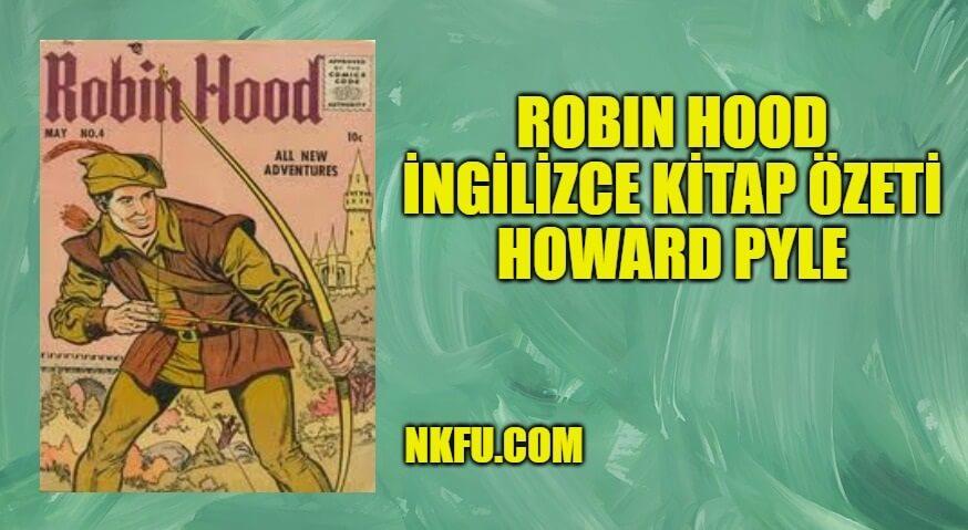Robin Hood İngilizce Özeti