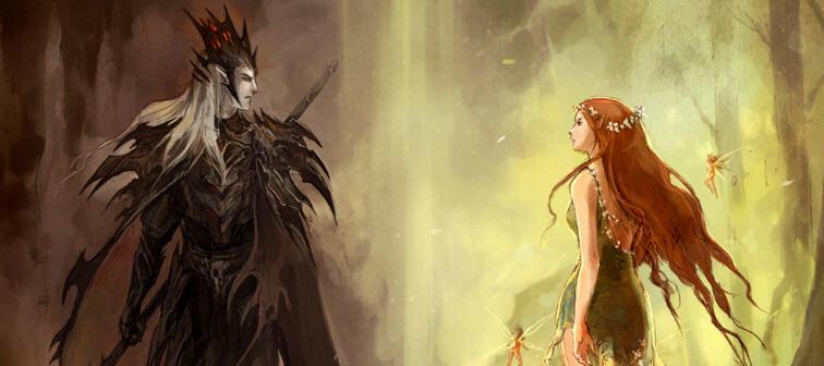 Persephone ve Hades