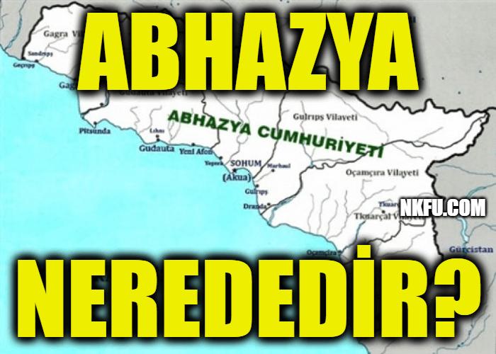 Abhazya Nerededir? Abhazya Cumhuriyeti Hakkında Bilgi