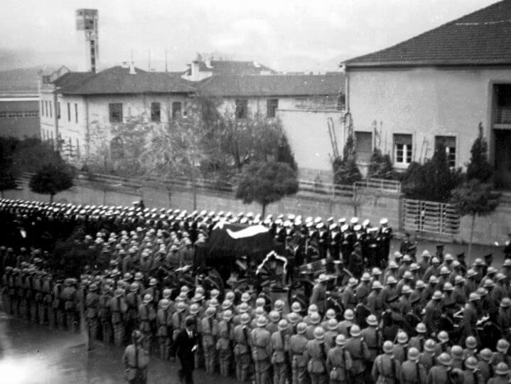 Atatürk'ün Cenazesi