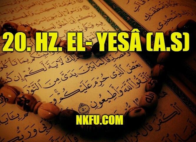 Hz. El-Yesa