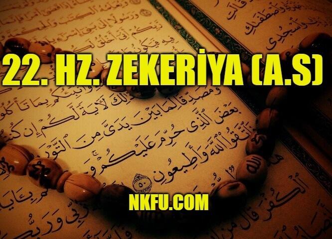 Hz. Zekeriya