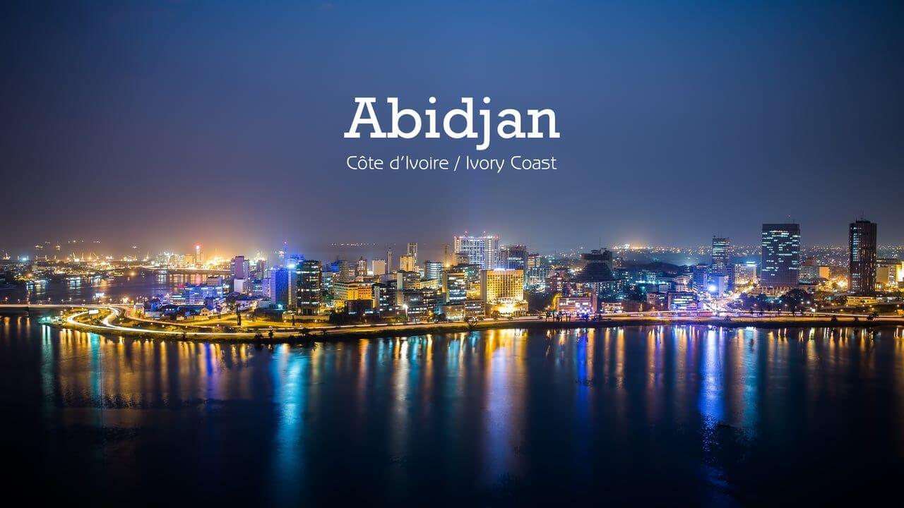 Abidjan Nerededir? Abidjan Tarihi