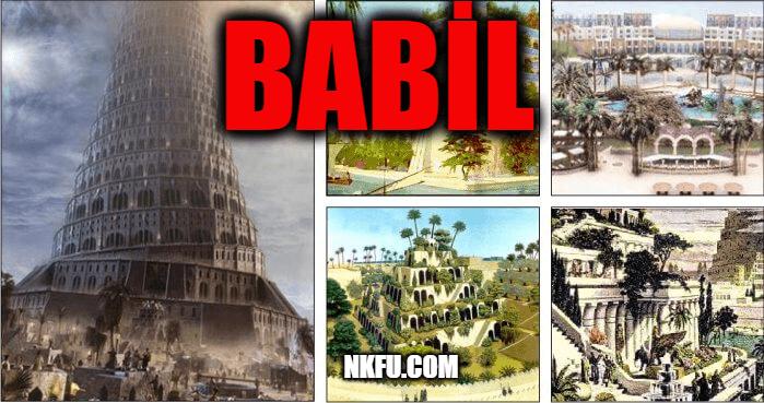 Babil Şehri İle İlgili Bilgi