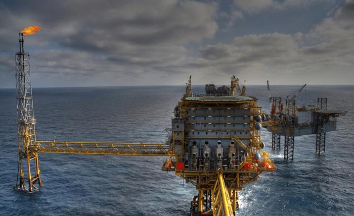 Denizden Petrol Çıkartma