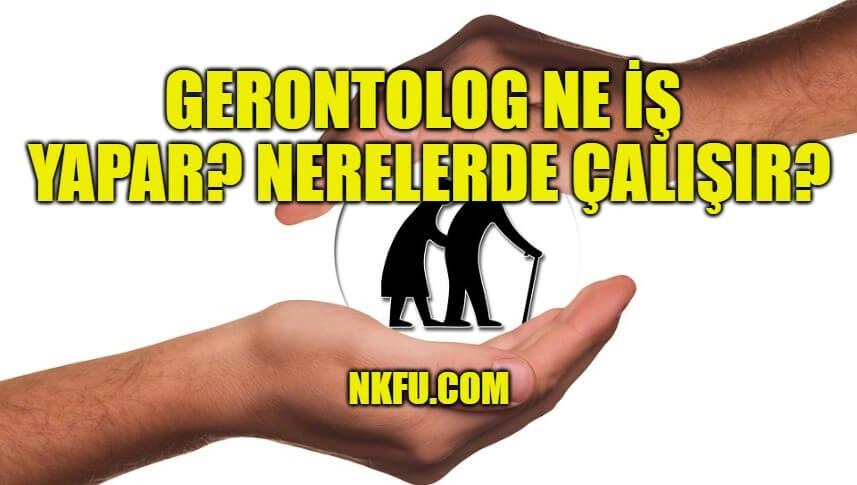 Gerontolog