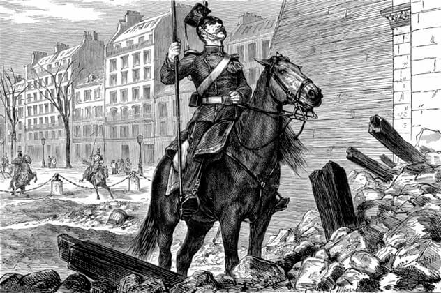Fransız ve Alman Askerleri Birbirlerine Serenat Yaptılar
