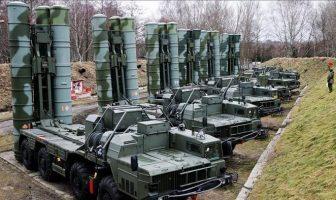 S-400 Hava Savunma Füze Sistemleri
