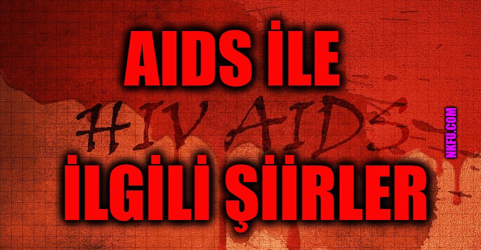AIDS İle İlgili Şiirler