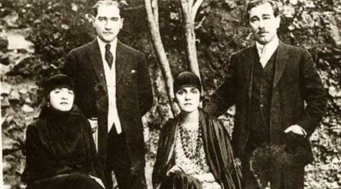 Atatürk kadın