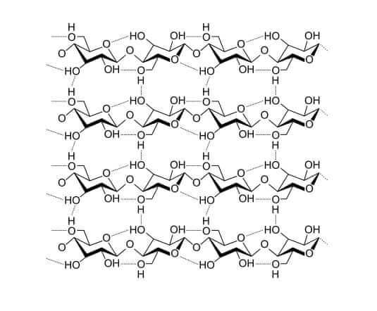 D-heksozların yapısı