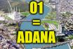 01 Plaka Adana