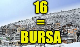 16 Plaka Bursa