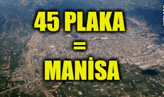 45 Plaka Nerenin Plakasıdır? - Hangi Şehir