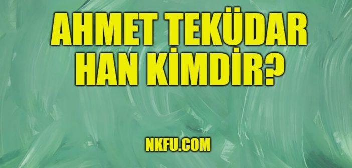 Ahmet Teküdar Han