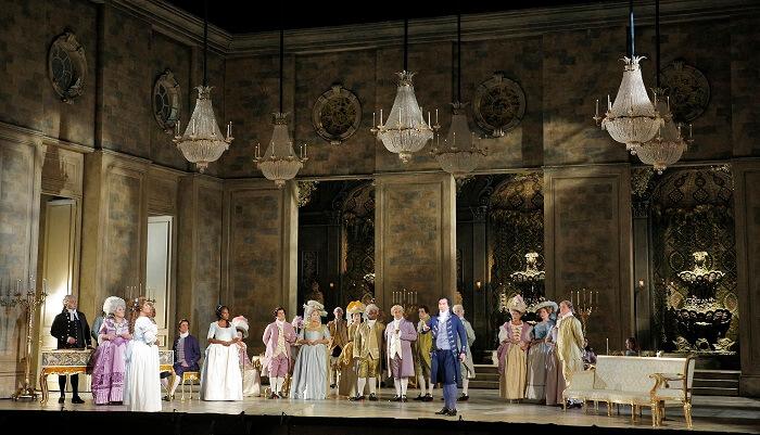 Andrea Chenier Operası