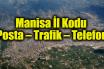 Manisa İl Kodu (Posta – Trafik – Telefon)