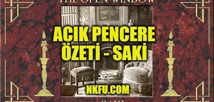 Açık Pencere (The Open Window) Hikayesinin Özeti Konusu – Saki