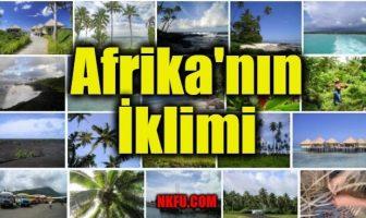 Afrika'nın İklimi Hakkında Genel Bilgiler