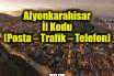 Afyonkarahisar İl Kodu (Posta – Trafik – Telefon)