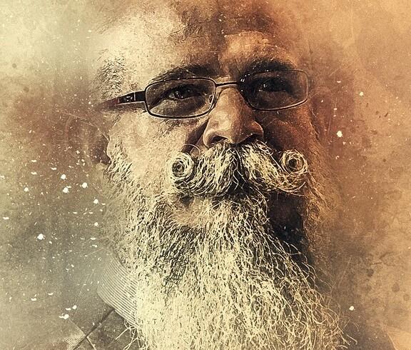 ak sakallı dede