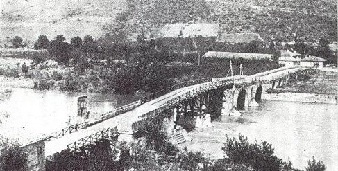 Tarihi Alifuatpaşa Köprüsü II.Beyazıt Köprüsü