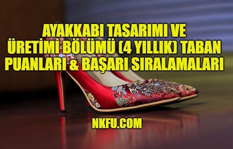 Ayakkabı Tasarımı ve Üretimi