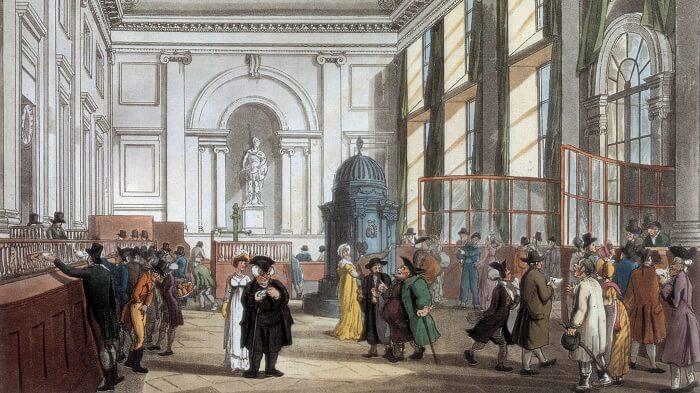 bankacılık tarihi