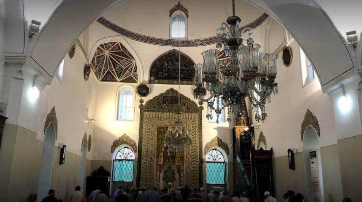 Bursa Orhan Gazi Cami İçi