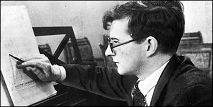 Dmitri Şostakoviç (Shostakovich)