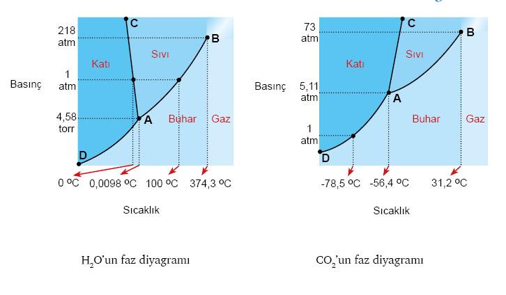 faz diyagramları