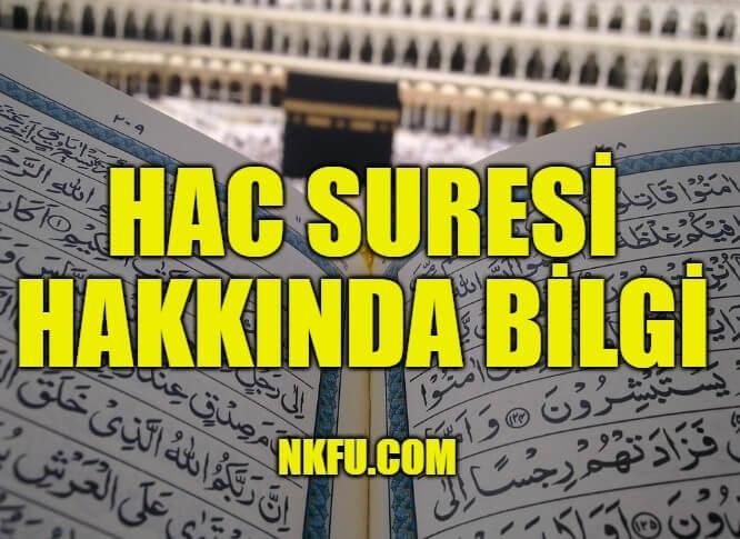 Hac Suresi