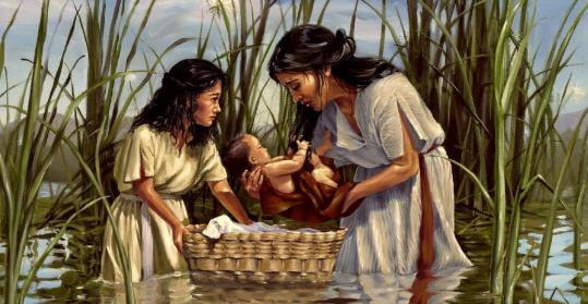 Hz. Musa doğumu