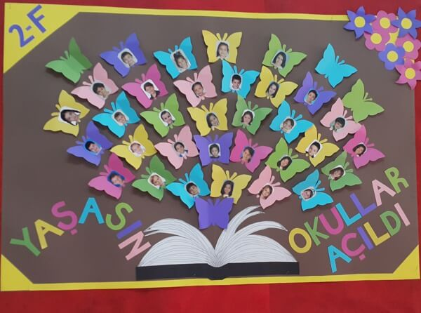 İlköğretim Haftası Panoları