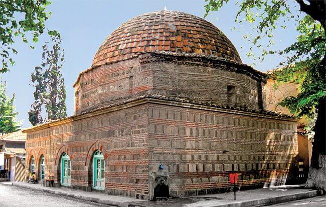 İznik Hacı Özbek Camisi